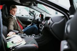 Mick Schumacher, Mercedes-Benz Brand Ambassador