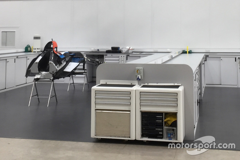 Manor Racing: Chassis 2017