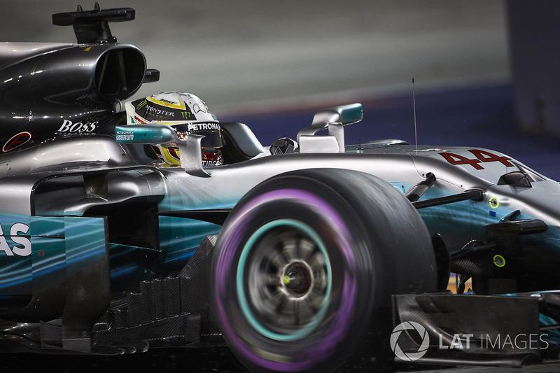 F1 Así queda el Mundial de F1 tras Singapur
