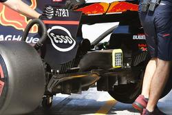 Diffuseur de la Red Bull Racing RB13