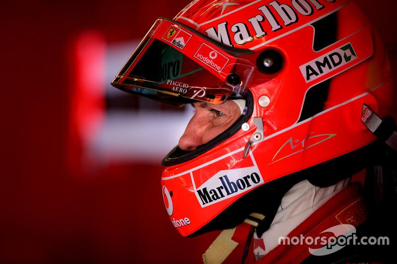2005: Ferrari