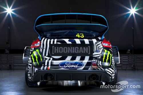 Ken Block, Ford Focus RS, presentazione