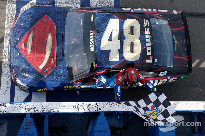 #4: Jimmie Johnson (Hendrick-Chevrolet)