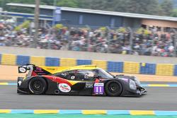 #11 By Speed Factory, Ligier JPS3 - Nissan: Rebecca Jackson, Jesus Fuster