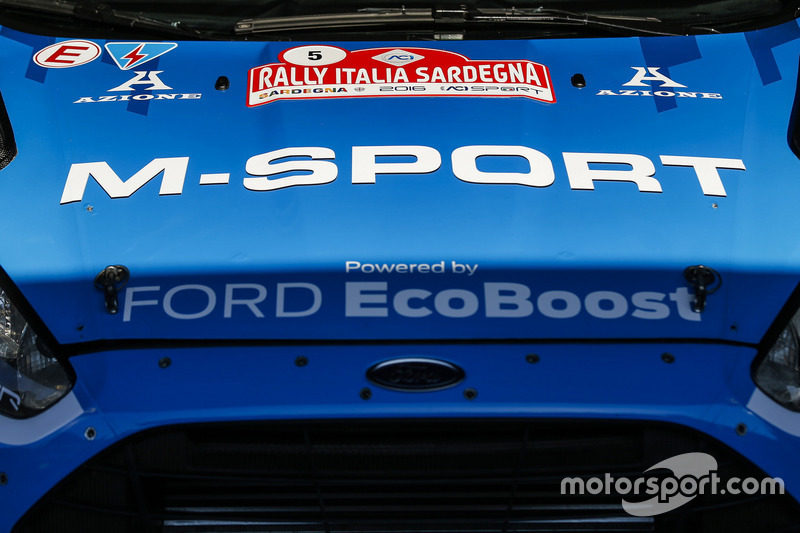 Eric Camilli, Mads Ostberg, M-Sport Ford Fiesta WRC