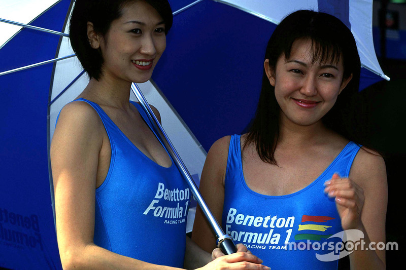Benetton girls