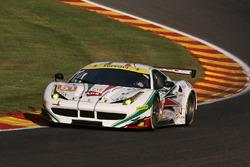 #51 AF Corse, Ferrari F458 Italia: Piergiuseppe Perazzini, Marco Cioci, Rui Aguas