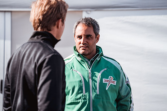 Nico Rosberg e Juan Pablo Montoya