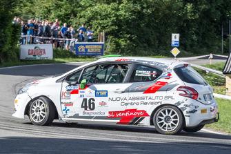 Gianluca Caserza, Peugeot 208 R2