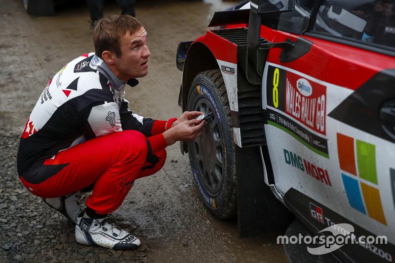 Martin Järveoja, Toyota Gazoo Racing WRT Toyota Yaris WRC
