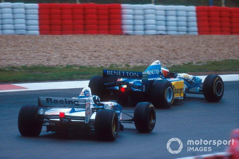 GP de Europa 1995