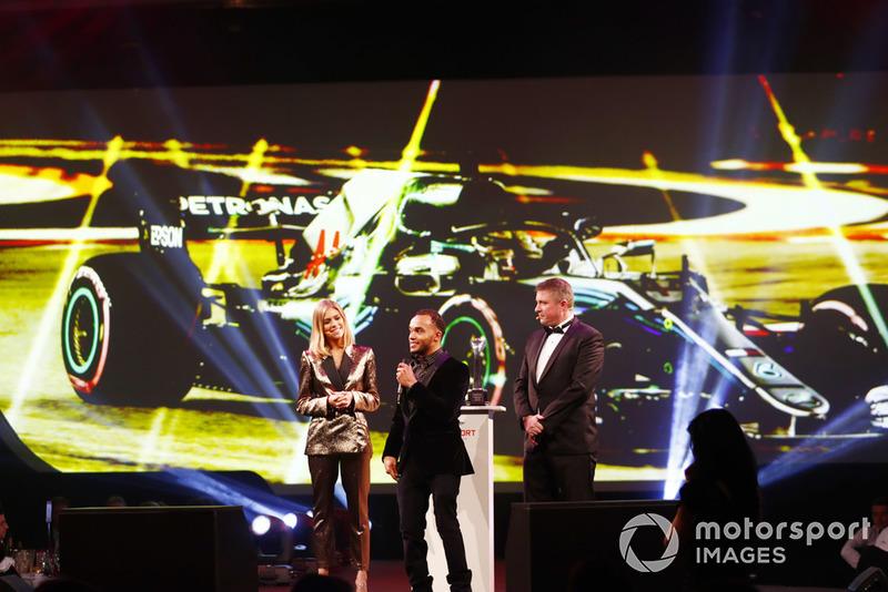 Piloto Internacional del Año, presentado por Pirelli: Lewis Hamilton