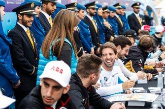 Antonio Felix da Costa, BMW I Andretti Motorsports at the autograph session