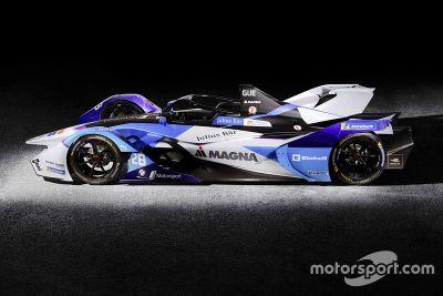 Anuncio de BMW i Andretti Motorsport