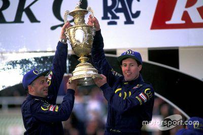 Los campeones del WRC