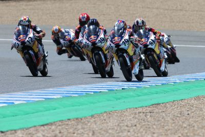 Red Bull Rookies Cup: Jerez