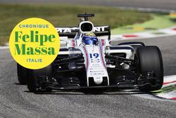 La chronique de Felipe Massa, Italie