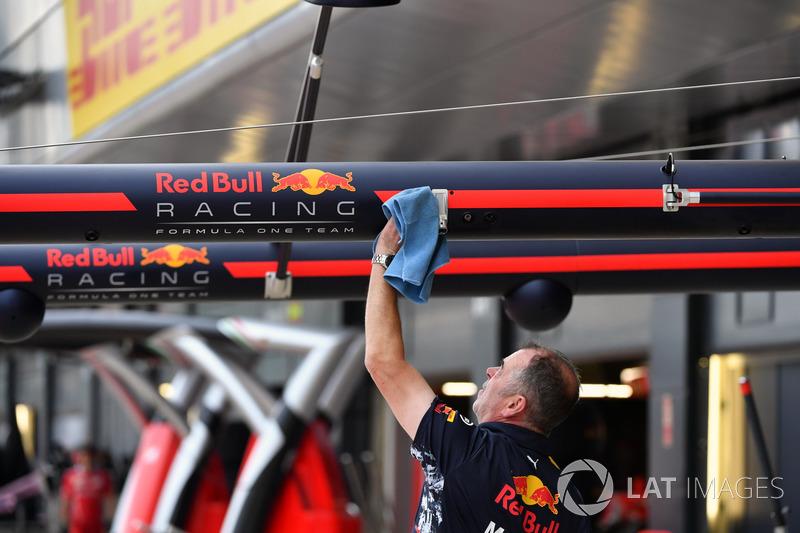 Механік Red Bull Racing