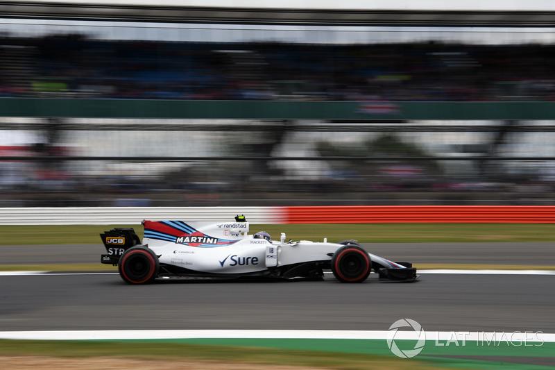15. Ленс Стролл, Williams FW40