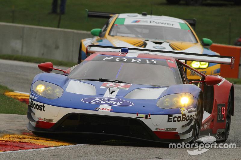 #67 Chip Ganassi Racing Ford GT: Райан Бріско, Річард Вестбрук