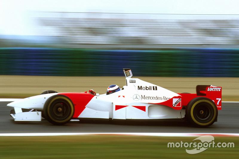 マクラーレンMP4/11・メルセデス(ミカ・ハッキネン/1996年フランスGP)