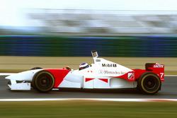 Mika Hakkinen, McLaren MP4/11 Mercedes