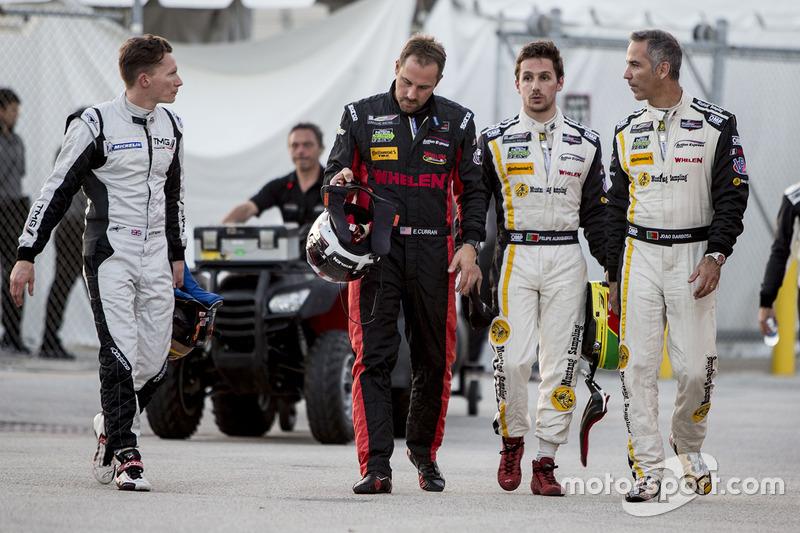Mike Conway, Eric Curran, Filipe Albuquerque, Joao Barbosa, Action Express Racing