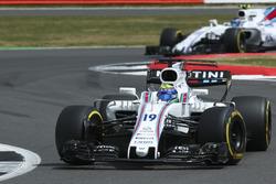 Felipe Massa, Williams FW40, Lance Stroll, Williams FW40