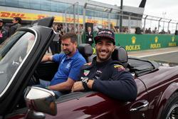 Daniel Ricciardo, Red Bull Racing nella drivers parade