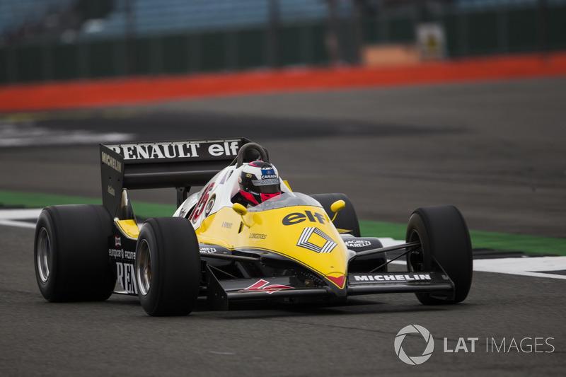 Franck Montagny,  Renault RE40