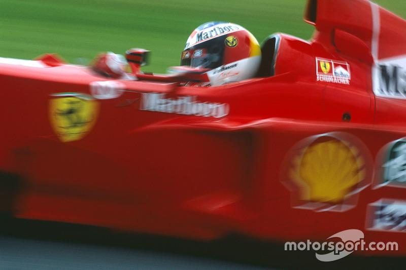 1999: Ferrari
