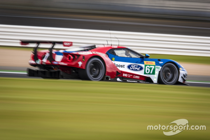 1. GTE-Pro: #67 Ford Chip Ganassi Racing, Ford GT