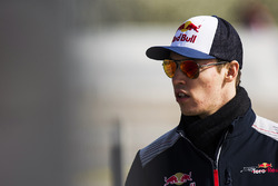 Даниил Квят, Scuderia Toro Rosso
