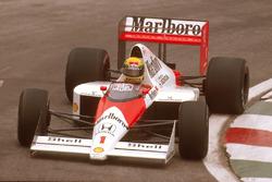 Айртон Сенна, McLaren MP4/5 Honda
