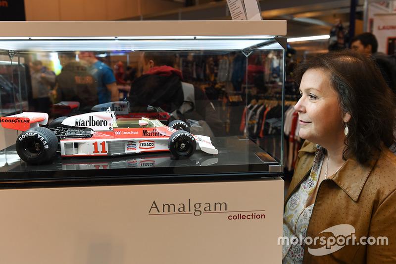 Amalgam 1976 McLaren M23, modelo