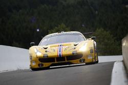#50 AF Corse Spirit Of Race Ferrari 488 GT3: Pasin Lathouras, Michele Rugolo, Alessandro Pier Guidi