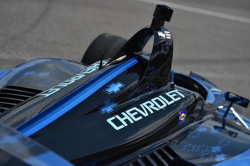 Mobil IndyCar Chevrolet 2018
