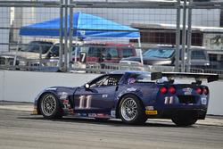#11 TA3 Chevrolet Corvette, Randy Kinsland, Kinsland Racing