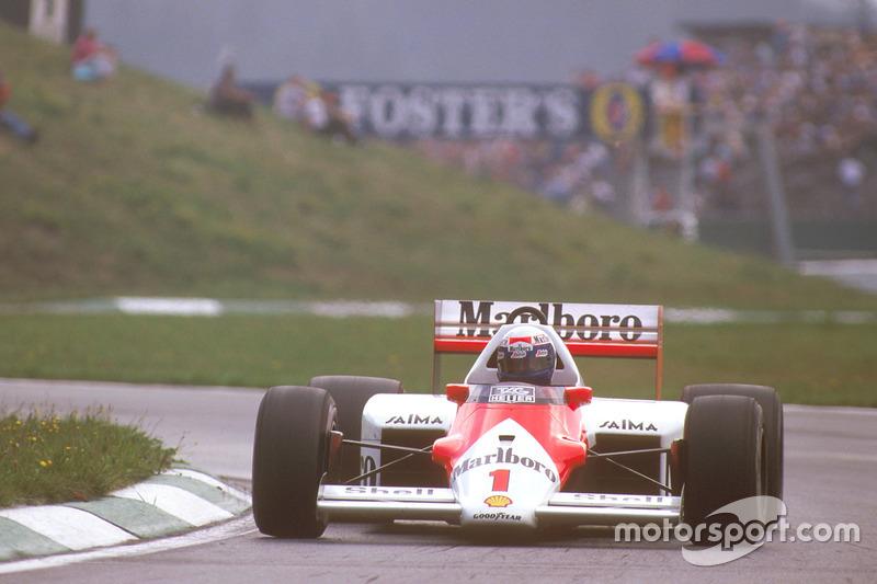 Alain Prost, McLaren MP4/2C TAG Porsche (1986)