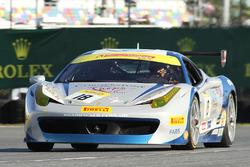 #18 Ferrari of San Francisco Ferrari 458TPAM: James Weiland