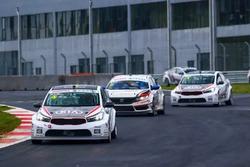 Dongfeng Kia Racecar