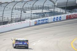 Race winner Dale Earnhardt Jr., JR Motorsports Chevrolet