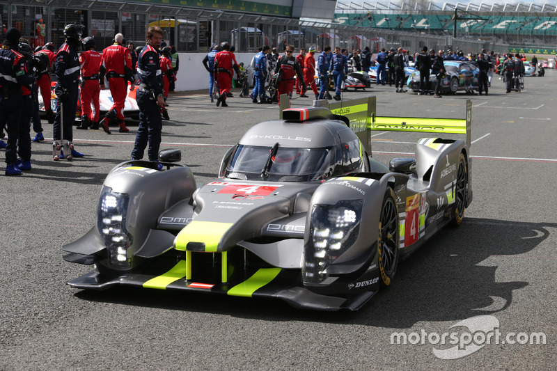 Simon Trummer, Oliver Webb, James Rossiter, #04 Bykolles Racing Team CLM P1/01 - AER