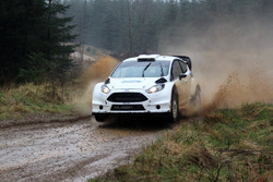 Mads Ostberg, M-Sport World Rally Team, Ford Fiesta WRC Evo 2016