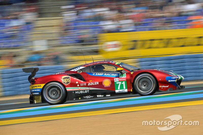 40. #71 AF Corse Ferrari 488 GTE EVO