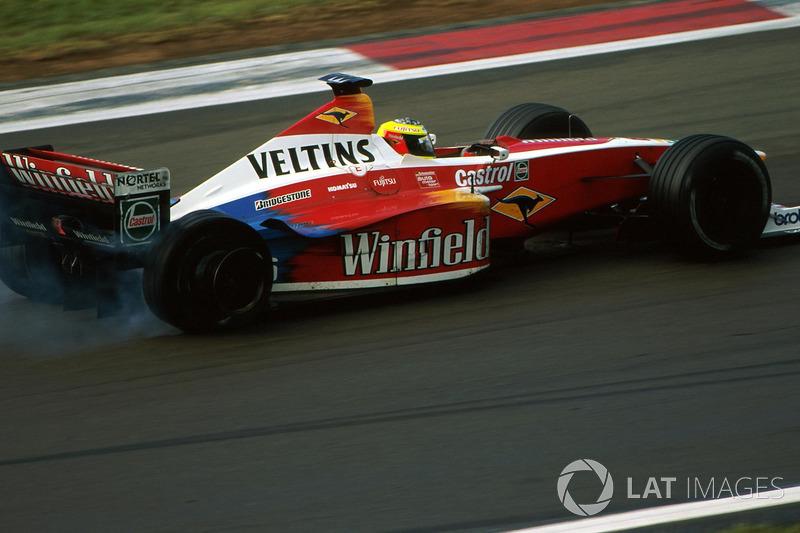 Ralf Schumacher, Williams FW21