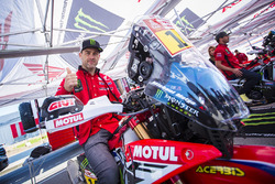 #14 Monster Energy Honda Team: Michael Metge