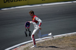 Nico Müller, Audi Sport Team Abt Sportsline crossed the track