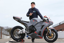 John McGuinness, MD Racing Supersport
