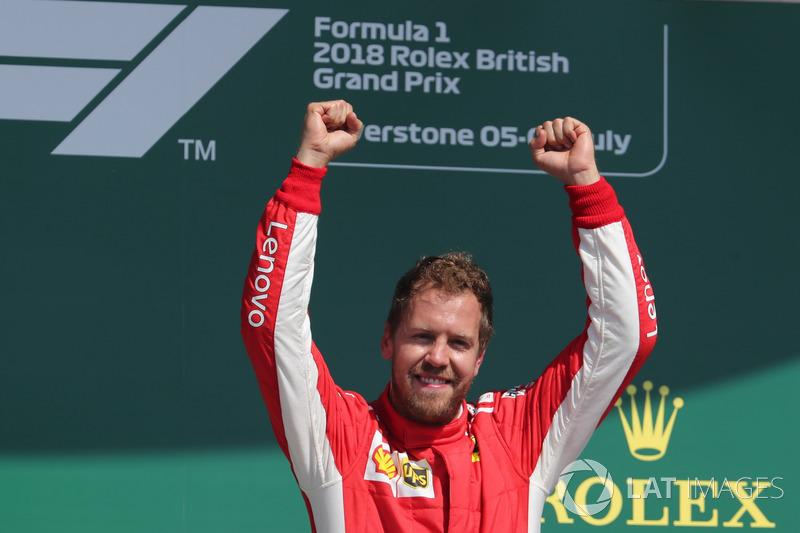 Vettel'in 34. en hızlı turu